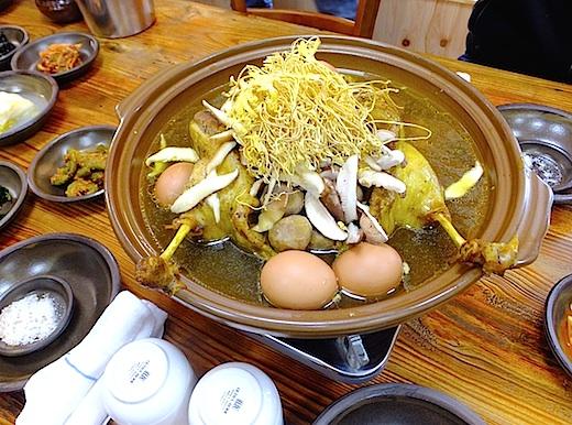韓国ツアー19 料理 参鶏湯1s.jpg